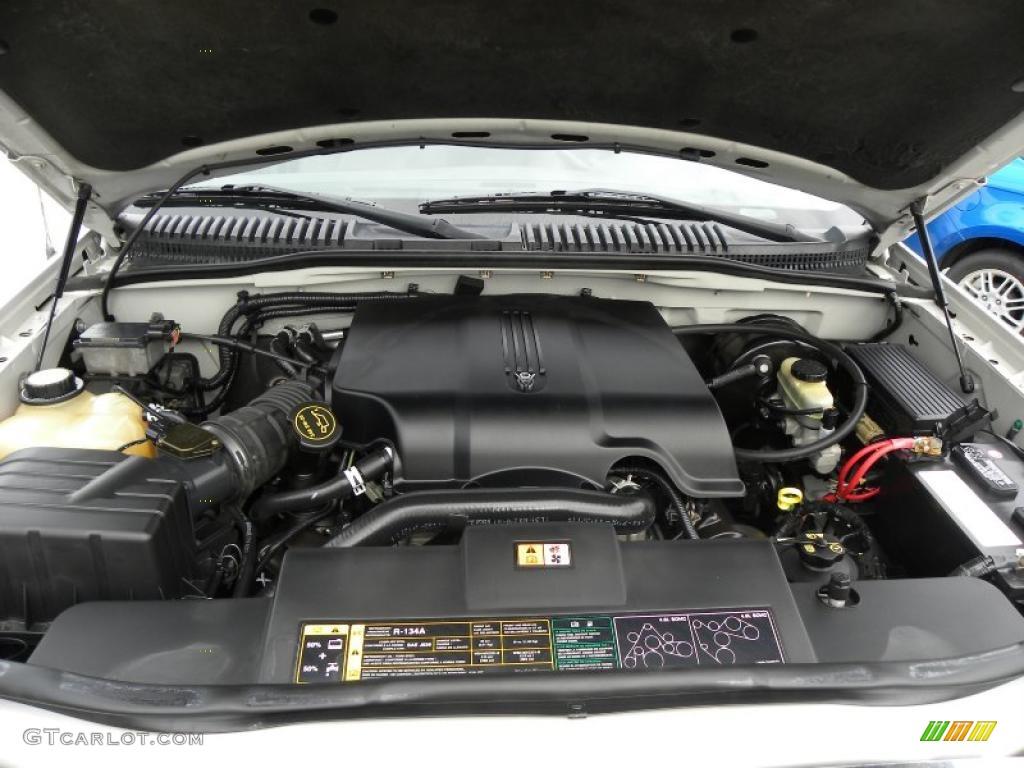 2003 Ford Explorer Xlt 4x4 4 6 Liter Sohc 16 Valve V8