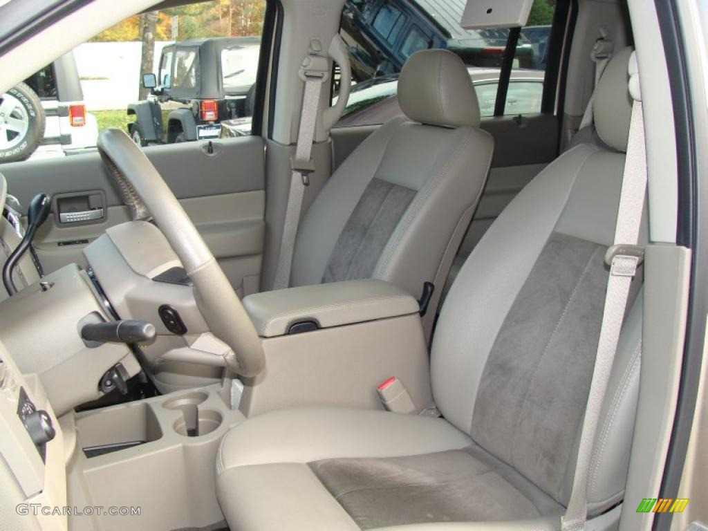 2009 dodge durango limited hybrid 4x4 interior photo. Black Bedroom Furniture Sets. Home Design Ideas