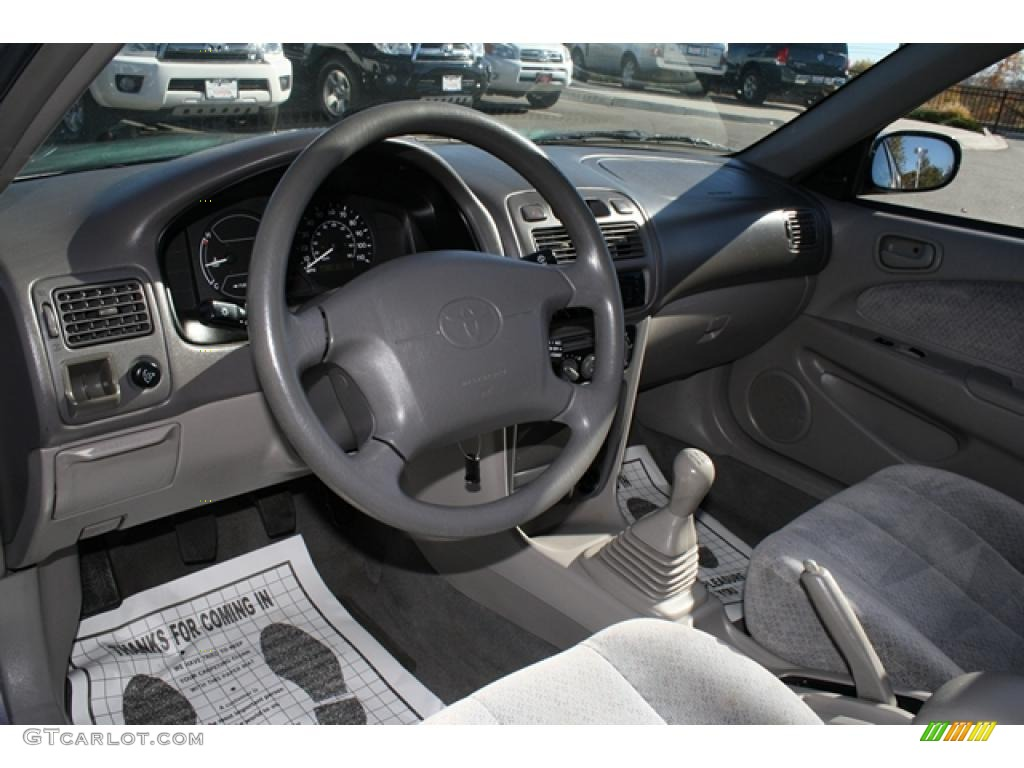Gray interior 1998 toyota corolla ce photo 38814788 for Interior toyota corolla