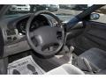 1998 Corolla Gray Interior
