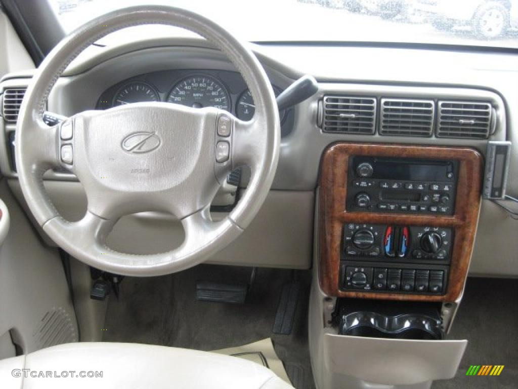 Beige Interior 2004 Oldsmobile Silhouette Premier Photo