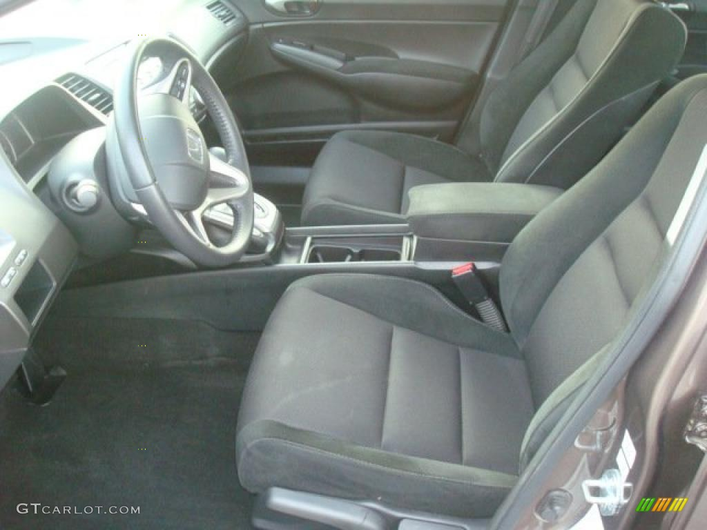 2009 Honda Civic Lx S Sedan Interior Photo 38818868