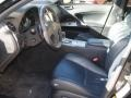 Black Interior Photo for 2008 Lexus IS #38826100