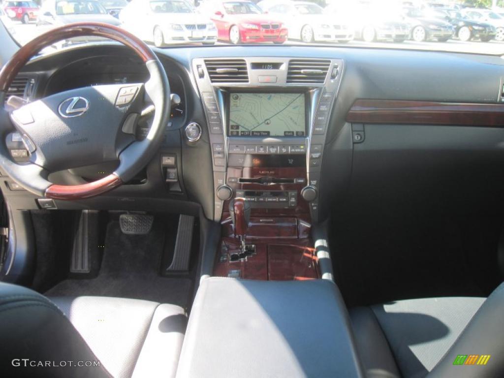 2008 lexus ls interior