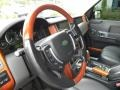 Charcoal/Jet Steering Wheel Photo for 2005 Land Rover Range Rover #38835096