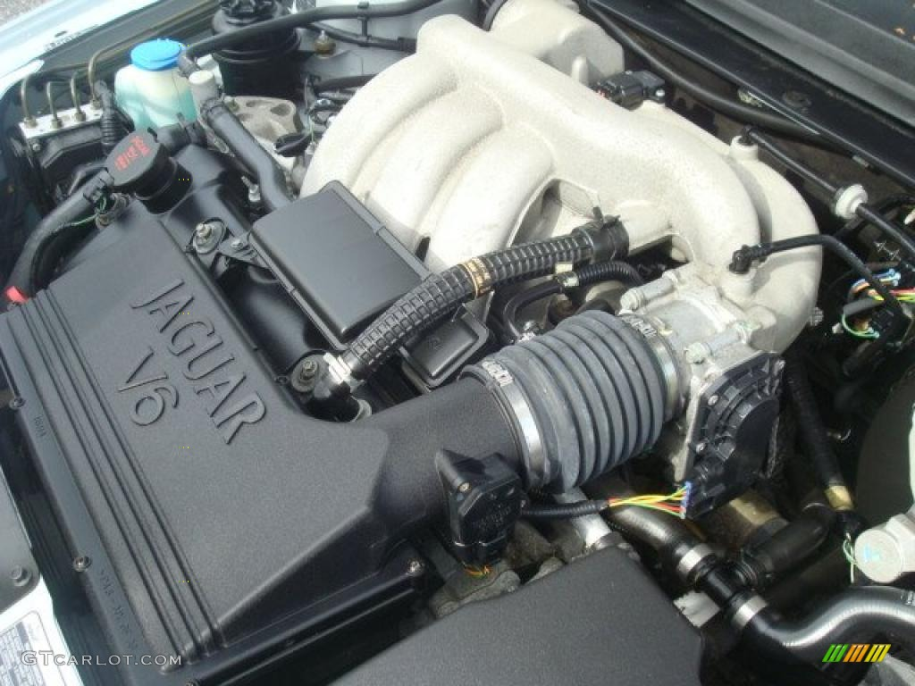 2006 Jaguar X-Type 3.0 3.0 Liter DOHC 24-Valve VVT V6 ...