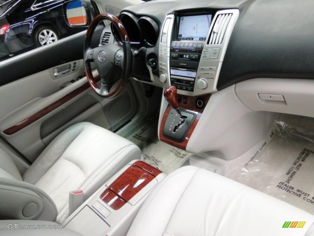 2008 Lexus RX 400h Hybrid interior Photo #38845116