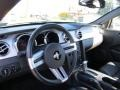 2007 Windveil Blue Metallic Ford Mustang GT Premium Coupe  photo #7