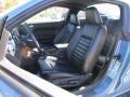 2007 Windveil Blue Metallic Ford Mustang GT Premium Coupe  photo #10