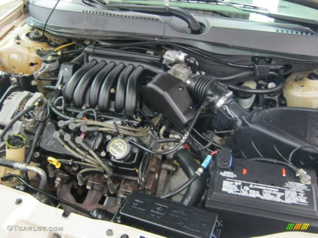 2001 Ford Taurus SE 3.0 Liter OHV 12-Valve V6 Engine Photo #38856608