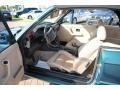 1992 3 Series 325i Convertible Tan Interior