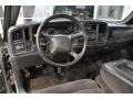 2002 Light Pewter Metallic Chevrolet Silverado 1500 Extended Cab  photo #17