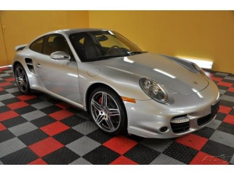 2007 Porsche 911 Turbo Coupe Data, Info and Specs
