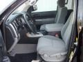Graphite Gray Interior Photo for 2011 Toyota Tundra #38874588