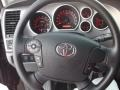 Graphite Gray Steering Wheel Photo for 2011 Toyota Tundra #38874621
