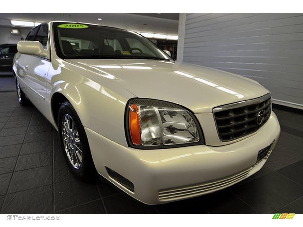2005 White Lightning Cadillac Deville Dhs 38794460 Car Color Galleries