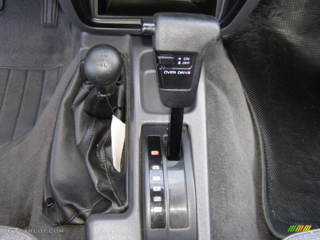 1995 Nissan Pathfinder Xe 4x4 Transmission Photos