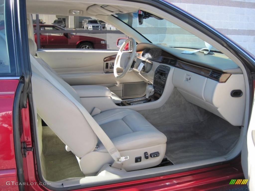 Oatmeal Interior 2000 Cadillac Eldorado Etc Photo 38886989