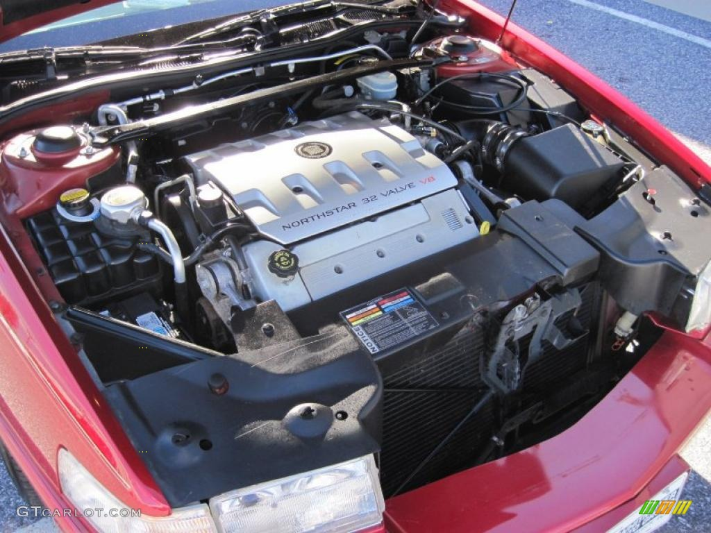 on Cadillac 32 Valve Northstar Engine