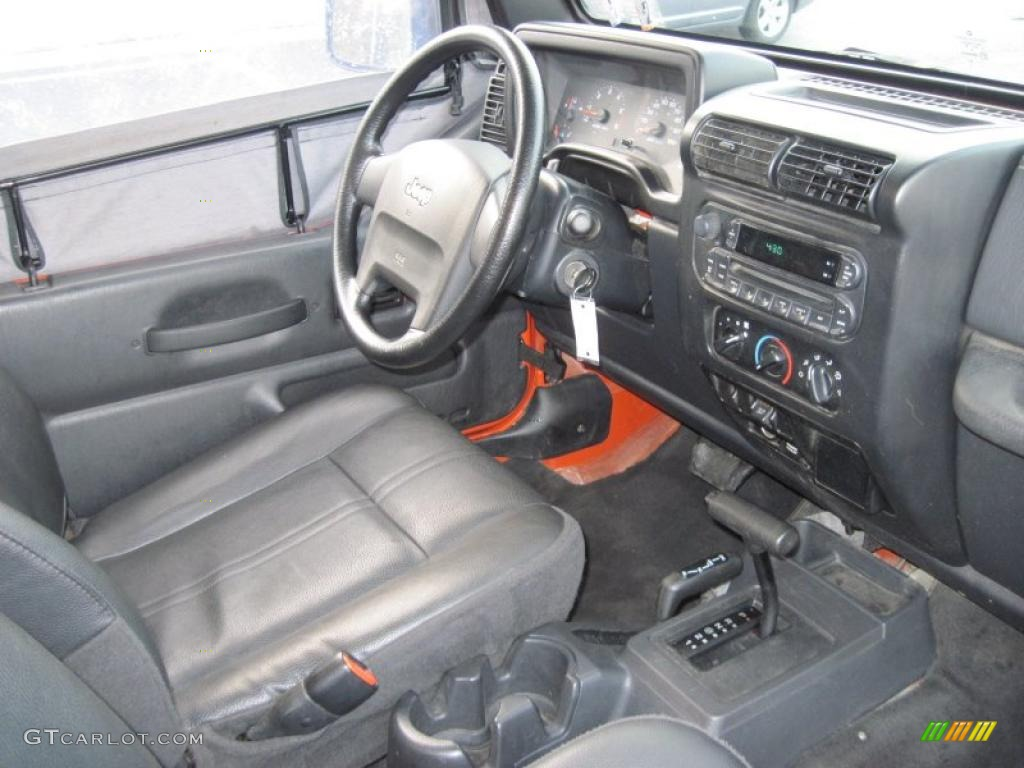 2005 Jeep Wrangler SE 4x4 Interior Photo #38887141 Great Pictures