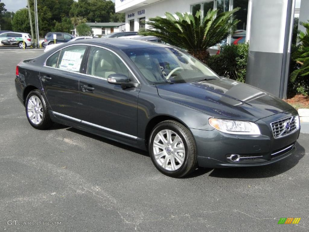 savile grey metallic 2011 volvo s80 3 2 exterior photo. Black Bedroom Furniture Sets. Home Design Ideas