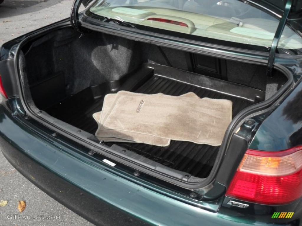 1998 honda accord ex v6 sedan trunk photos