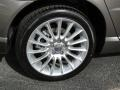 2011 Volvo S80 T6 AWD Wheel and Tire Photo