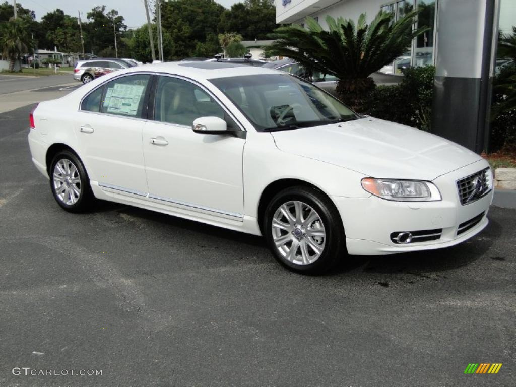 ice white 2011 volvo s80 3 2 exterior photo 38889926. Black Bedroom Furniture Sets. Home Design Ideas