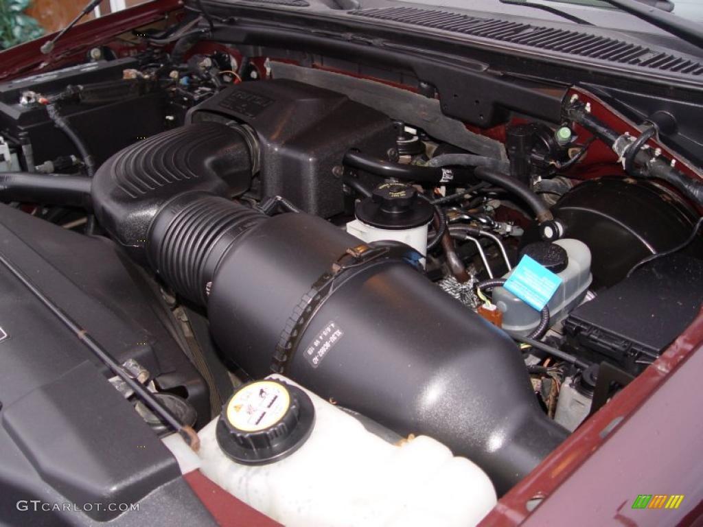 2001 Ford F150 Xlt Supercab 4x4 5 4 Liter Sohc 16