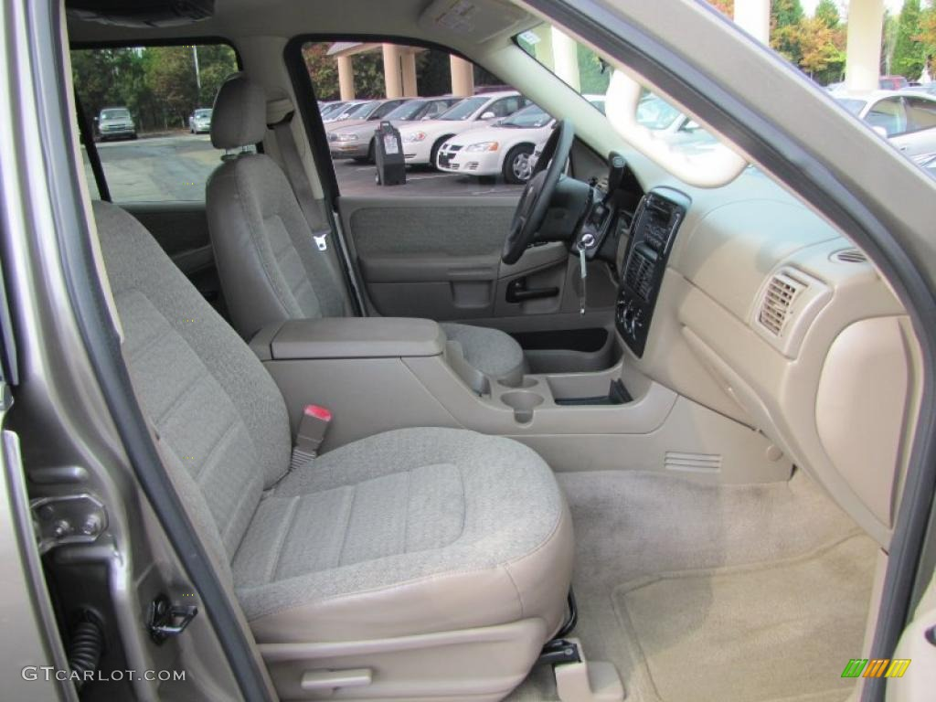 2003 Ford Explorer XLS Interior Photo #38895798