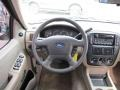 Medium Parchment Beige Dashboard Photo for 2003 Ford Explorer #38895822