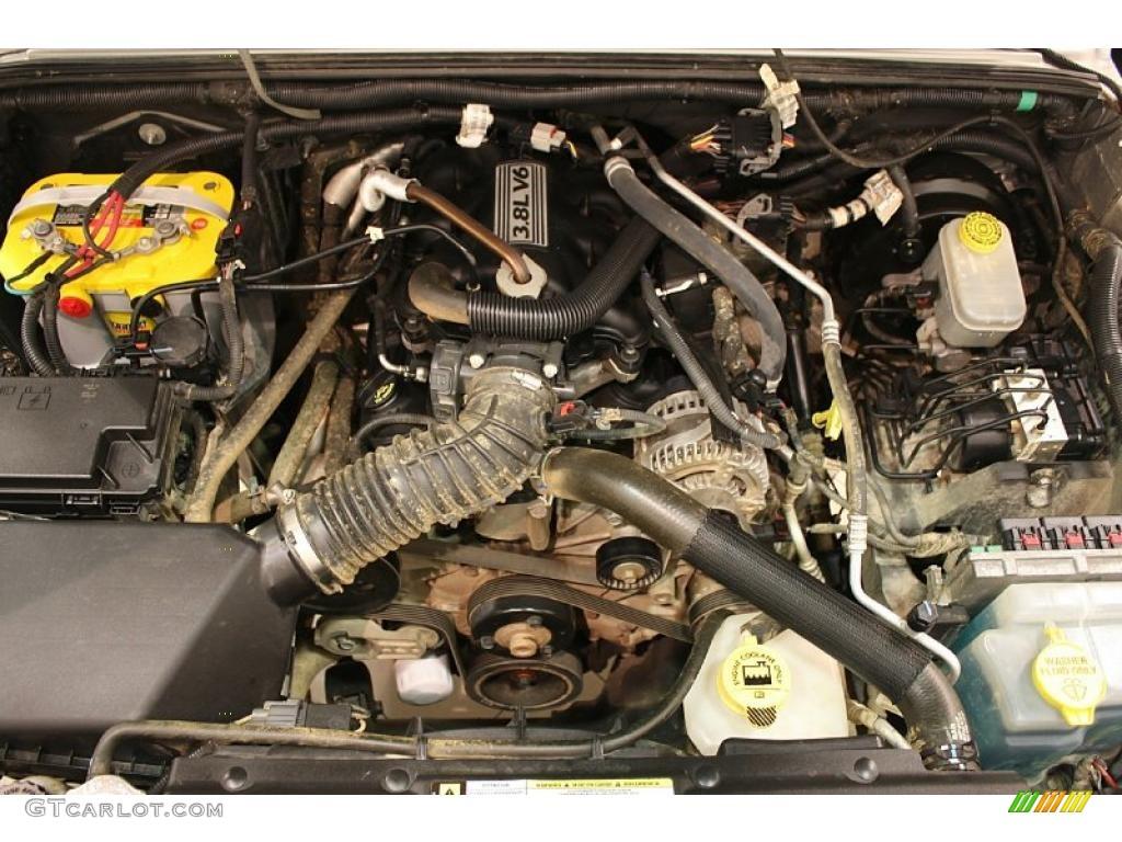 2007 jeep wrangler rubicon 4x4 3 8 liter ohv 12 valve v6. Black Bedroom Furniture Sets. Home Design Ideas