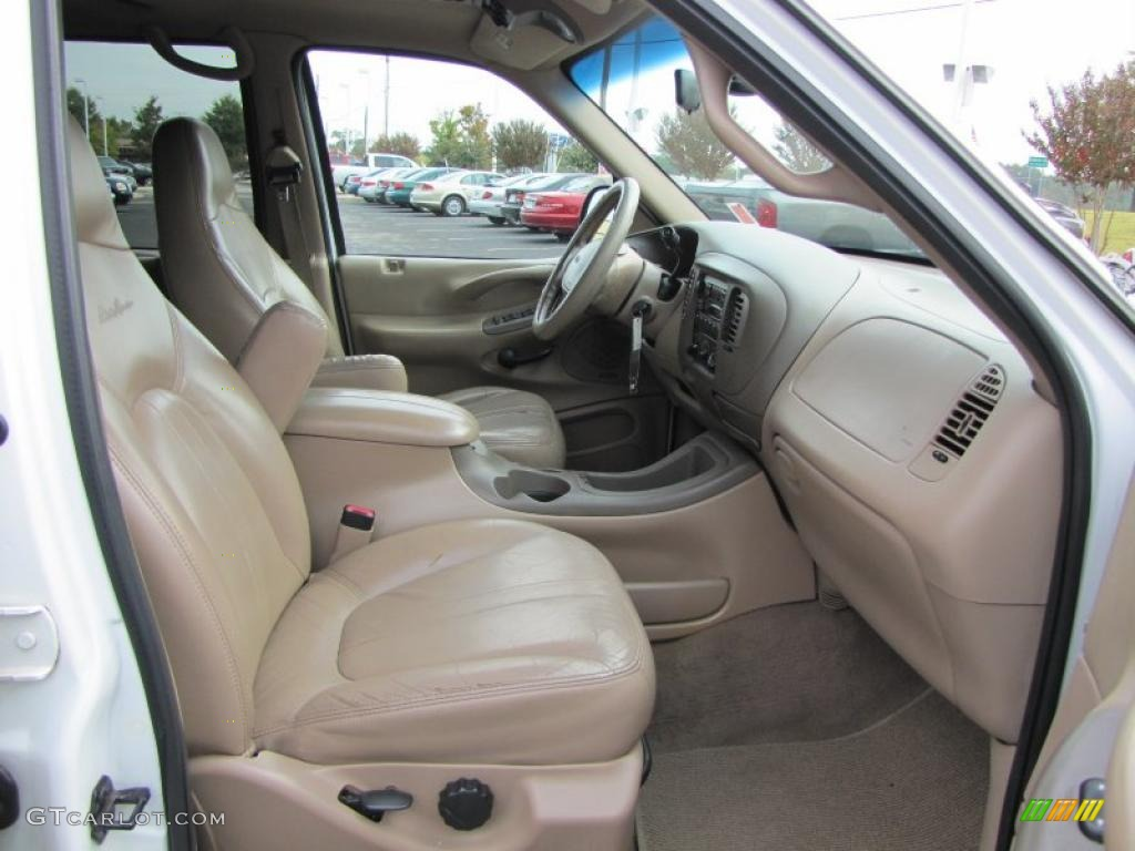Ford Expedition Edbauer Interior Photo