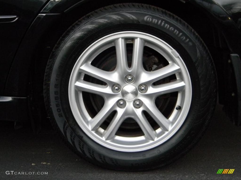 2005 Subaru Legacy 2.5i Limited Sedan Wheel Photo #38901602