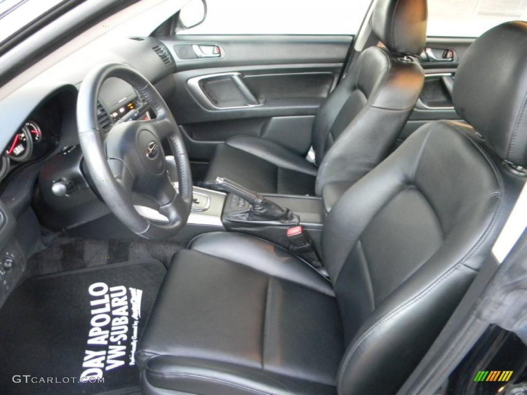 2005 Subaru Legacy 2.5i Limited Sedan interior Photo #38901706