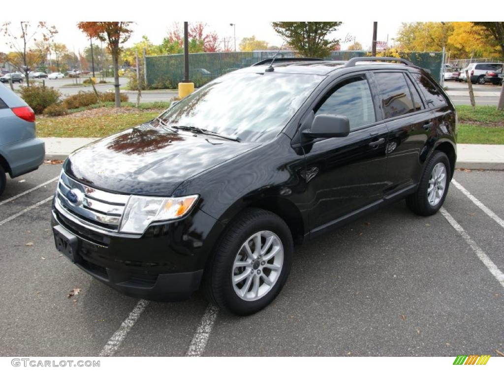 Ford edge 2008 color options