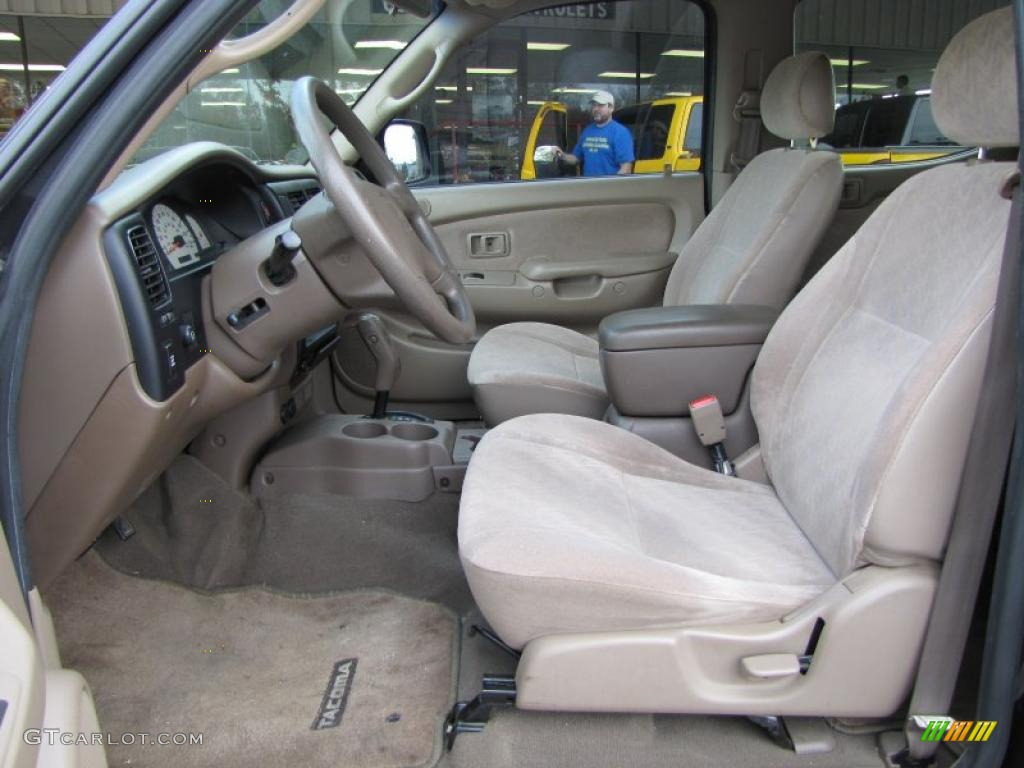 2004 Toyota Tacoma Prerunner Trd Double Cab Interior Photo