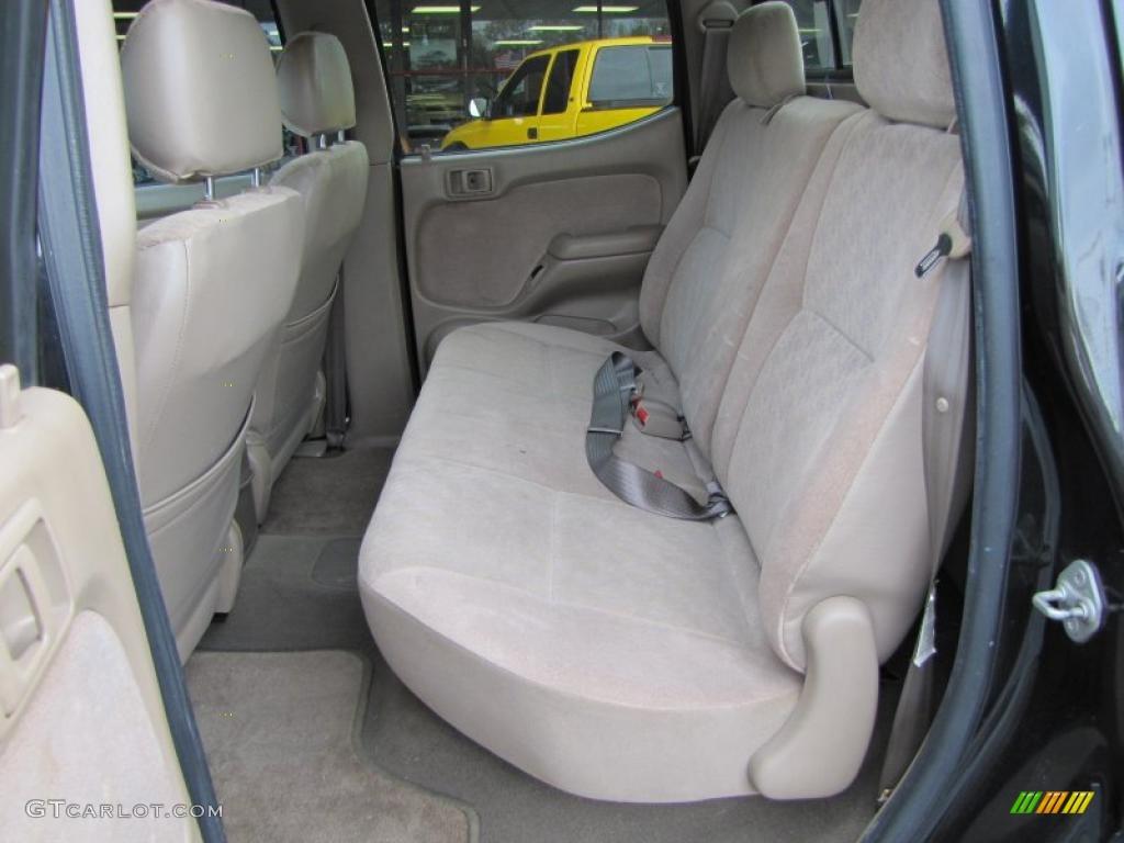 2004 Toyota Tacoma Prerunner Trd Double Cab Interior Photo
