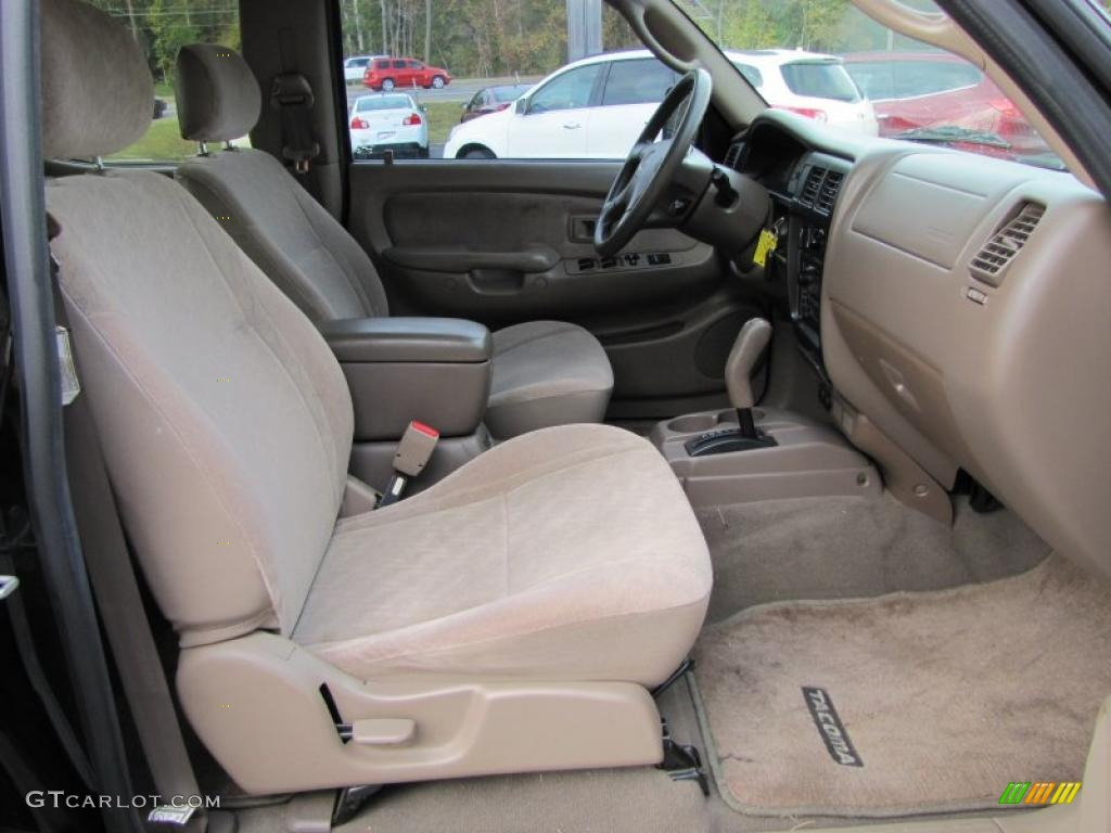 Oak interior 2004 toyota tacoma prerunner trd double cab - 1997 toyota tacoma interior parts ...