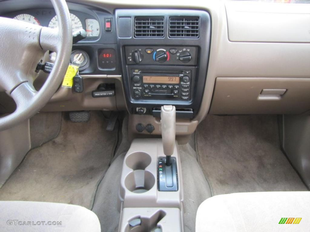 2004 Toyota Tacoma Prerunner Trd Double Cab Dashboard