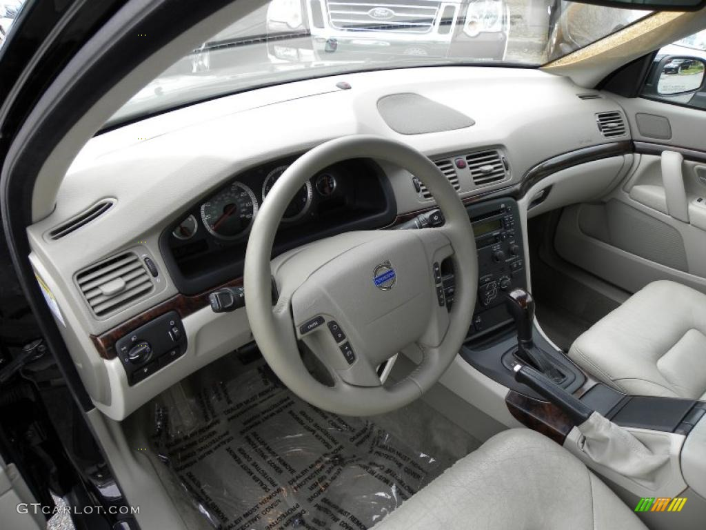 Light sand interior 2004 volvo s80 2 9 photo 38912646