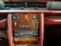 Controls of 1989 S Class 560 SEL