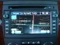 2010 Chevrolet Silverado 1500 Ebony Interior Navigation Photo