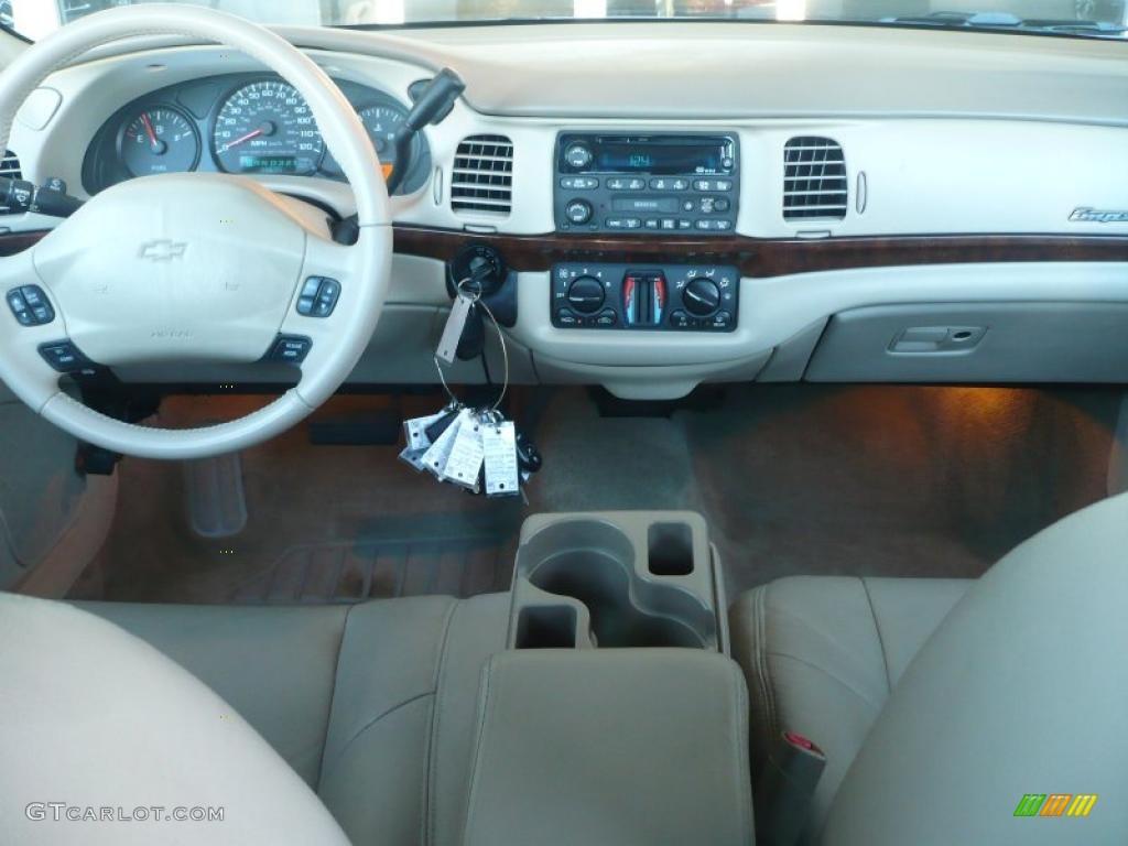 2002 Chevrolet Impala Standard Impala Model Neutral