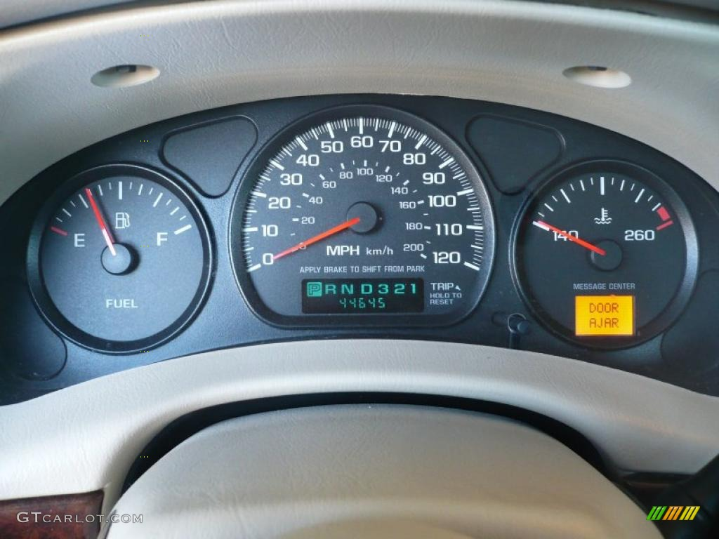 2008 Chevy Impala Ls 2002 Chevrolet Impala Standard Impala Model Gauges Photo ...