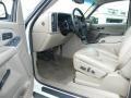 Tan 2003 Chevrolet Silverado 2500HD Interiors