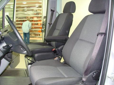 2010 Mercedes-Benz Sprinter 2500 Passenger Van Interiors
