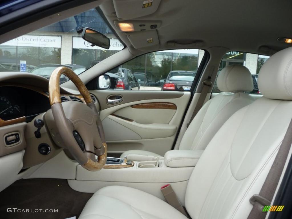 ivory interior 2002 jaguar s type 3 0 photo 38921898. Black Bedroom Furniture Sets. Home Design Ideas