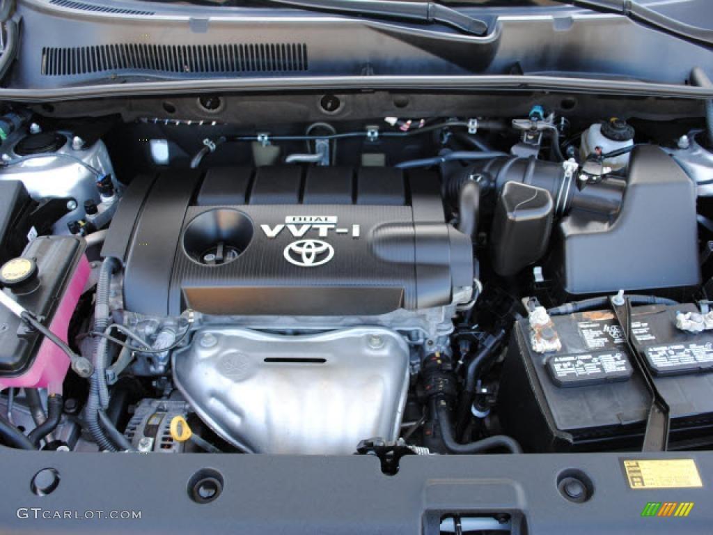2009 toyota rav4 i4 2 5 liter dohc 16 valve dual vvt i 4 cylinder engine photo 38922438. Black Bedroom Furniture Sets. Home Design Ideas