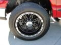2004 Dodge Ram 2500 TRX4 Quad Cab 4x4 Wheel and Tire Photo